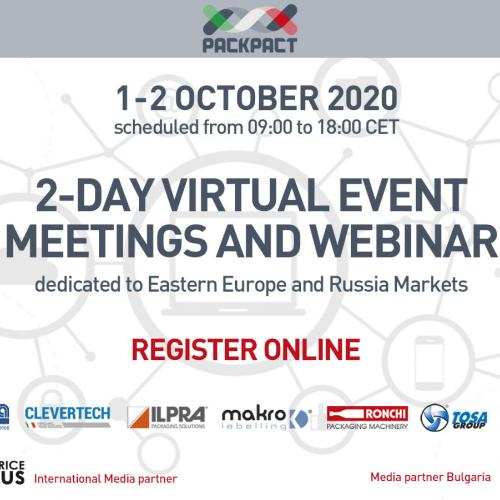 PACKPACT - Processing & Packaging Virtual Event